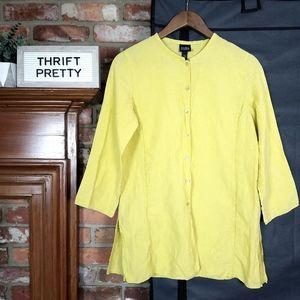 Eileen Fisher Irish Linen Tunic